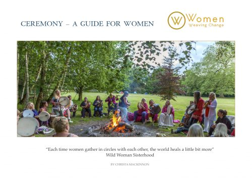 women plymouth ceremony a guide for women